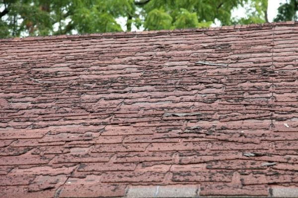 high heat indexes that wear on your roof