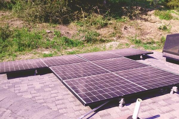 Will The Rain Clean My Solar Panels?